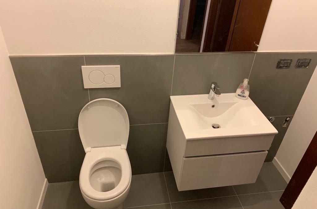 Come ristrutturare un vecchio bagno